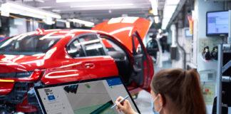 BMW følger sju prinsipper rundt bruk og implementering av kunst intelligens (AI). (Fotos: BMW)