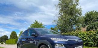 Den elektriske Hyundai Kona har blitt litt fornyet, og den har vi luftet. (Fotos: Nybiltester)