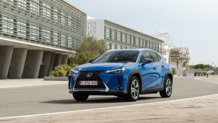 Lexus har kuttet prisene for UX 300e, og den er nå nesten på det nivået den var da den ble lansert. (Fotos: Lexus)