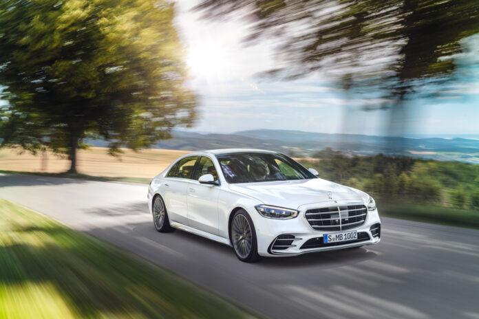 Prisene på nye Mercedes S-klasse er klare, og de er ikke altfor ille. (Fotos: Mercedes)