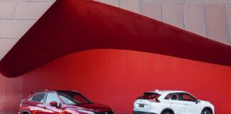 Den oppgraderte Mitsubishi Eclipse Cross skulle egentlig ikke til Europa, men nå kommer den likevel ‒ noe som inkluderer Norge. (Fotos: Mitsubishi)