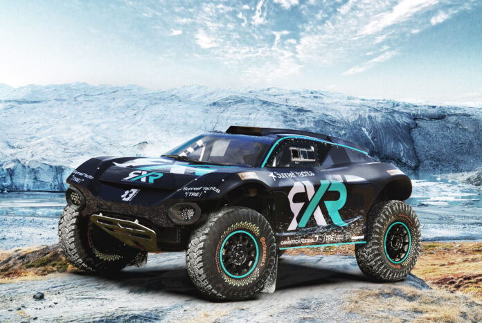 Nico Rosberg får nå sitt eget team i Extreme E kalt RXR. (Fotos: Extreme E)