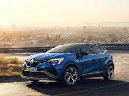 Renault satser frisk på elektrifiserte biler, og Europas aller mest populære SUV, Renault Captur, kommer nå også som ladbar hybrid. (Foto: Renault)