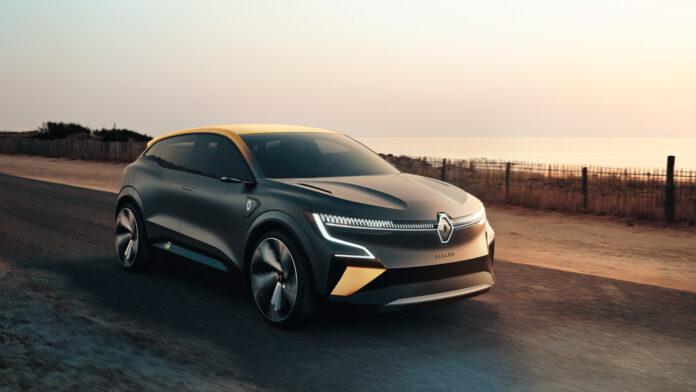 Renault viser oss den elektriske framtiden, og den ser slik ut. (Fotos: Renault)