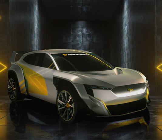 SuperCharge er en ny motorsport-serie for elbiler, og dette kan bli svært så moro. (Fotos: SuperCharge)