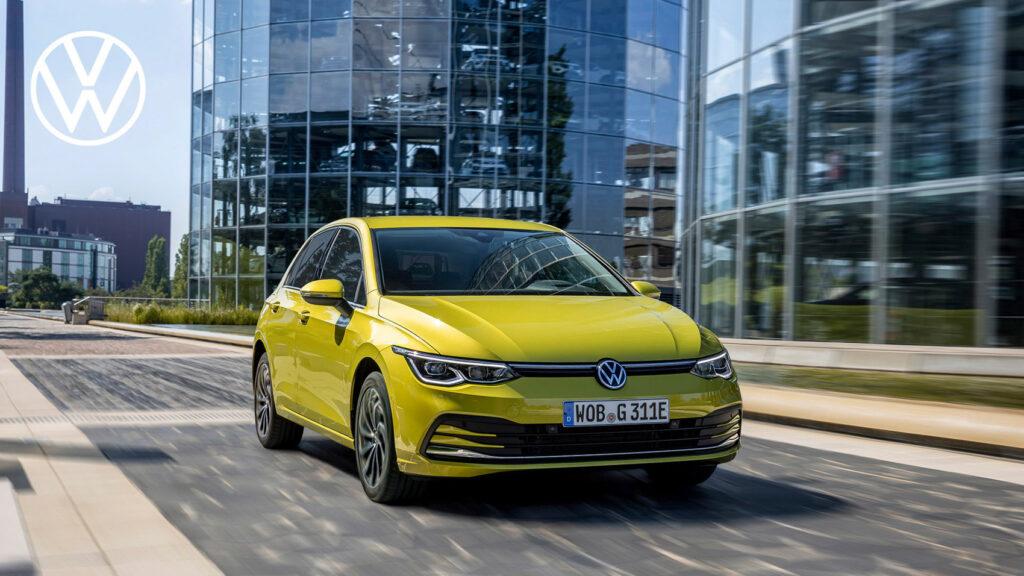 Den nye generasjonen av Volkswagen Golf imponerte tyske biljournalister. (Foto: VW)