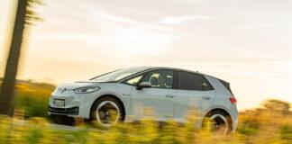 Dette var den klart mest populære bilen i Norge i september, Volkswagen ID.3 (Fotos: VW)