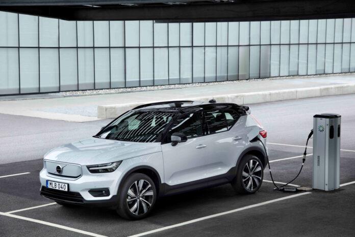 Volvo har nå fått typegodkjent den kommende elbilen XC40 Recharge Pure Electric, og den får lengre rekkevidde enn først antatt. (Fotos: Volvo)