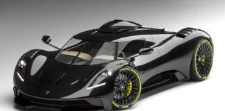 Ares er en italiensk superbilprodusent, og snart har de klar sin første egenproduserte sportsbil. (Fotos: Ares Design)