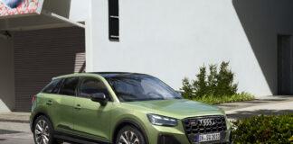 Audi har oppgradert den drøyt to år gamle modellen SQ2. (Fotos: Audi)