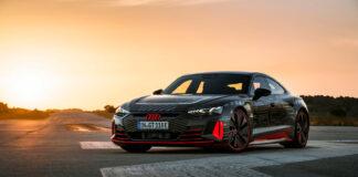 Audi e-tron GT nærmer seg produksjon, noe også mange nordmenn er glade for. (Fotos: Audi)