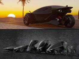Daymak lager små kjøretøy for persontransport, og viser nå fram en ny serie som inkluderer et fly! (Fotos: Daymak)