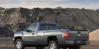 GM må tilbakekalle rundt 7 millioner biler, og enkelte utgaver av Chevrolet Silverado er også berørt. (Fotos: GM)