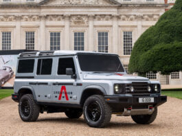 Ineos skal komme med sin første bil til neste, og ting tyder også på at den en gang i framtiden kommer som hydrogenbil. (Fotos: Ineos)