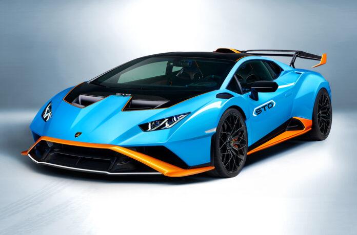 Lamborghini slår til med en enda villere utgave av superbilen Huracán. (Fotos: Lamborghini)