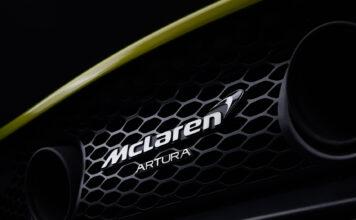 McLaren har en ny superbil på gang, og denne gangen handler det om noe så mystisk som en HPH-bil. (Fotos: McLaren)