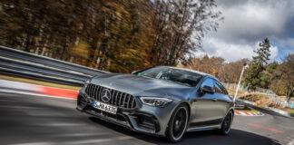 Mercedes har tatt tilbake tronen som produsent av verdens raskeste luksusbil. (Fotos: Mercedes)