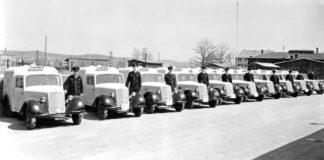 Mercedes fikk grønt lys til å fortsette som bilprodusent i november 1945. (Fotos: Mercedes)