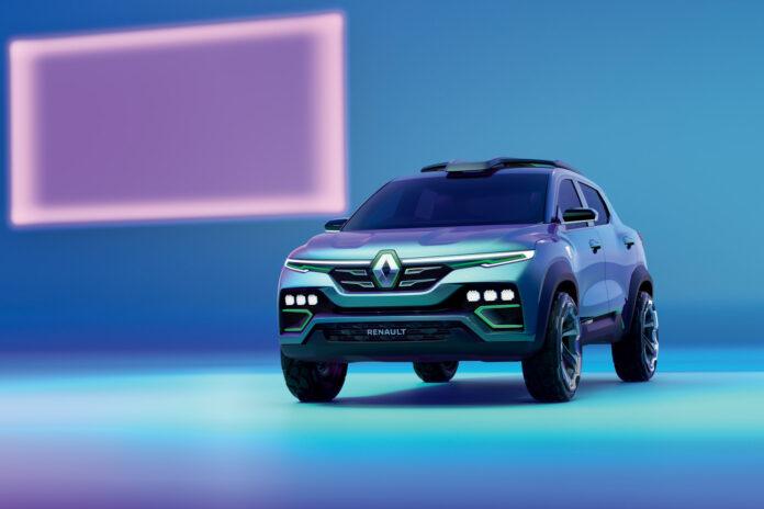 Renault viser fram en ny helelektrisk liten SUV som skal i produksjon, men det er et problem for oss nordmenn. (Fotos: Renault)