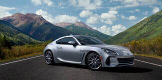 Subaru kommer med en ny utgave av BRZ, og den er forbedret på alle områder. (Fotos: Subaru)