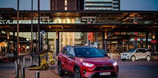 NAF har kåret årets beste bilkjøp, og kanskje overraskende nok ble det ikke en elbil. (Foto: Geir Anders Rybakken Ørslien, NAF)
