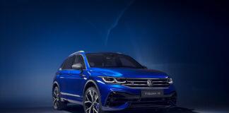Volkswagen har nå klar en R-versjon av Tiguan. (Fotos: VW)