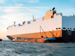 Denne giganten tar ned CO2-utslippet med mange titalls tusen tonn. (Fotos: VAG)