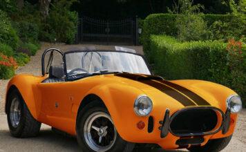 AC Cars har på gang sin andre helelektriske versjon av den legendariske AC Cobra. (Fotos: AC Cars)