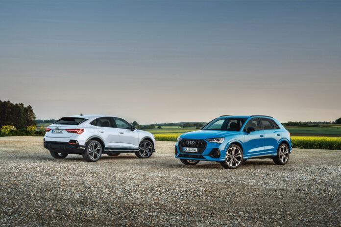 Audi jobber videre med å gjøre modellene sine ladbare, og nå har tiden kommet til Q3 og Q3 Sportback. (Fotos: Audi)