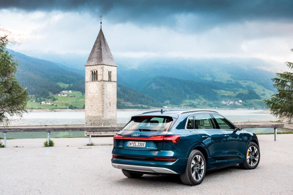Audi e-tron 55 quattro. (Foto: Audi)