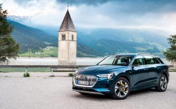 Om ikke noe ekstraordinært skjer blir Audi e-tron Norges mest solgte bil i 2020. (Foto: Audi)