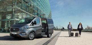 Ford har gjennomført et stort prosjekt rundt varebiler som er ladbare hybrider, og konkluderer med at disse er ganske så miljøvennlig inne i urbane strøk. (Fotos: Ford)
