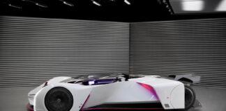 Fordzilla P1 er den første bilen som fra en av de store produsentene som har gått fra spillverden og over til den virkelige verden. (Fotos: Ford)