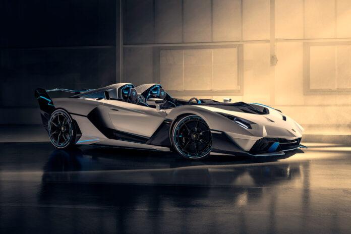 Lamborghini har laget en ny bil for en kunde, og den er mildt sagt eksepsjonell i både fasong og ytelse. (Fotos: Lamborghini)