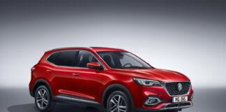MG har klar sin andre modell etter at merket returnerte til Europa, og denne gang en litt større SUV som også er en ladbar hybrid. (Fotos: MG)