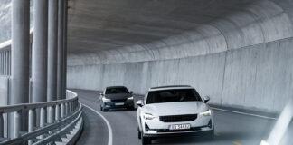 Dagbladet og Din side har kåret Polestar 2 til årets bil. (Fotos: Polestar)