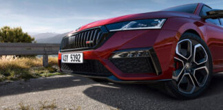 Skoda satser tungt på Octavia-modellen, og byr nå på flere nyheter rundt den populære bilen. (Fotos: Skoda)