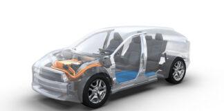 Toyota er snart i gang med sin store elbilsatsing, og pirrer nå med en mellomstor og helelektrisk SUV-modell. (Fotos: Toyota)
