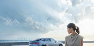Audi e-tron er årets mest solgte bil 2020, viser statistikken fra OFV. (Fotos: Audi)