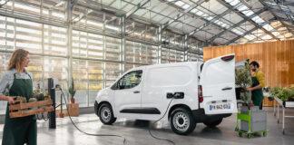Citroën viser fram den elektriske versjonen av Berlingo kalt ë-Berlingo. (Fotos: Citroën)