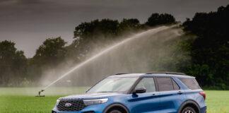 Ford har endelig klar en varebilutgave av den nye Exploreren. (Fotos: Ford)