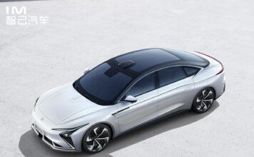 Det er et nytt bilmerke på vei fra Kina, og disse lover opp mot 1.000 kilometer rekkevidde. (Fotos: IM Motors)