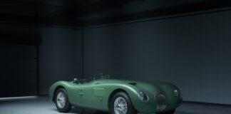 Jaguar skal lage åtte nye utgaver av C-Type, sist produsert i 1953. (Fotos: Jaguar)