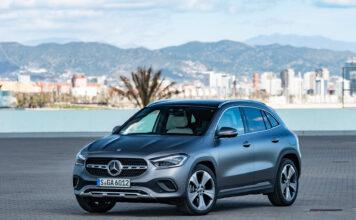 En fransk festival har kåret de vakreste bilene i 2020, og denne Mercedes-modellen gikk helt til topps. (Foto: Mercedes)