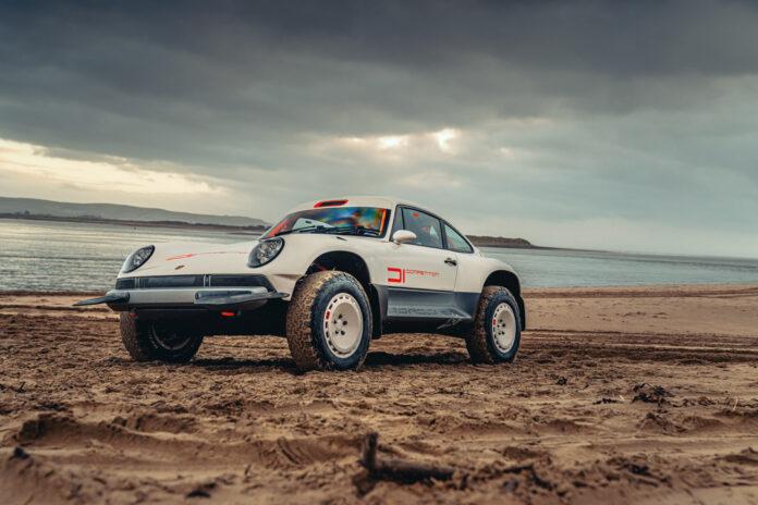 Wow, sjekk denne Porsche 911 fra 1990. (Fotos: Singer Vehicle Design)