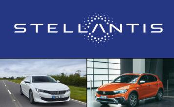 Verdens 8. og 9. største bilprodusent slår seg sammen, og gruppen heter nå Stellantis. (Foto: Peugeot/Fiat)