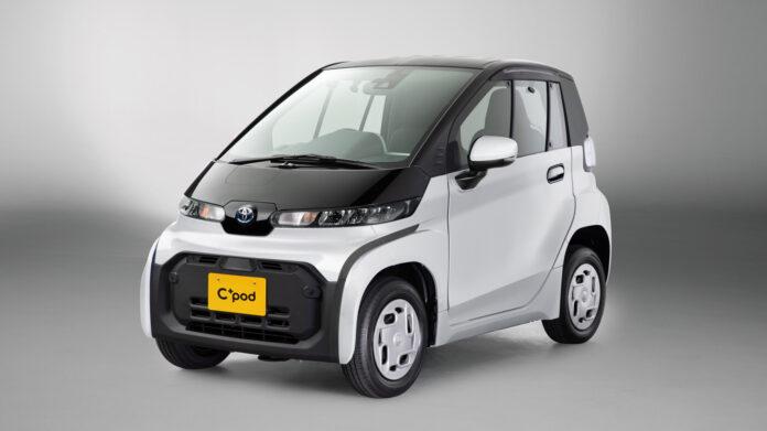 Toyota har endelig lansert en elbil, men den er kanskje ikke helt hva du forventet. (Fotos: Toyota)