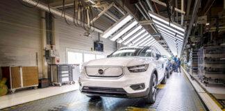Volvo har sluppet sin første elbil i form av en XC40-versjon, og nå kommer det snart en ny en. (Fotos: Volvo)