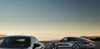 Prisene for Audi e-tron GT er klare. (Fotos: Audi)