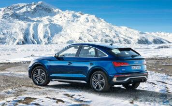 Audi gir nå fem ladehybrider et større batteri. (Fotos: Audi)